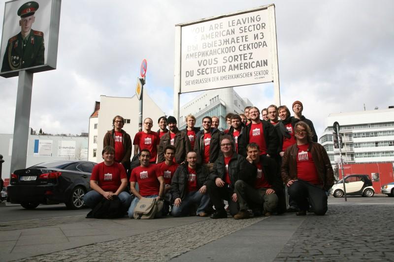 GTK+ 2008 hackfest crew