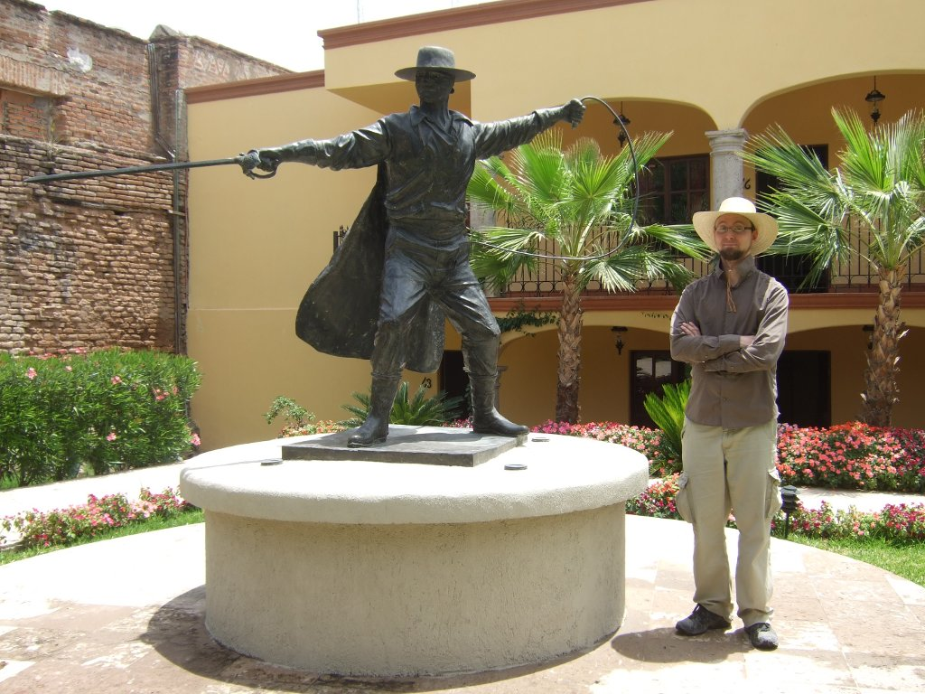 El Zorro and I